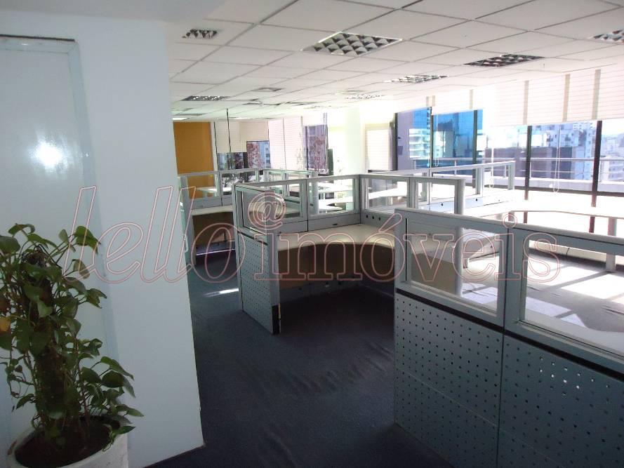 Conjunto Comercial para Locação - Indianópolis