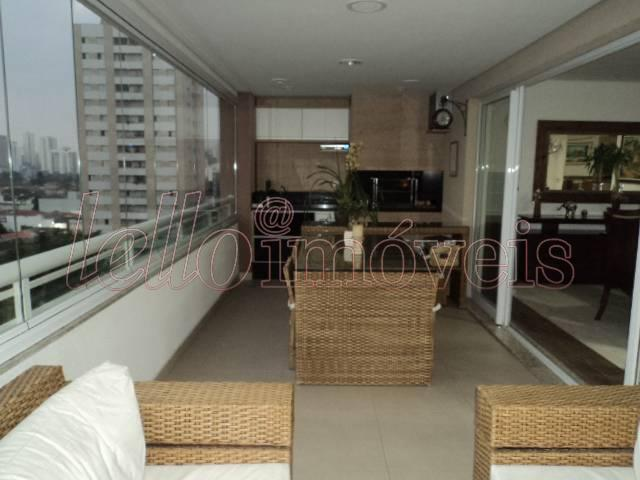 Apartamento Padrão à venda, Vila Gertrudes, São Paulo
